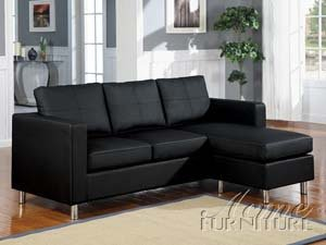 ACME 15065 Kemen Reversible Chaise Sectional