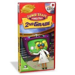 Jump Start TV DVD Game - 2nd Grade: Power Prep - 1