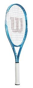 Wilson Triumph Adult Strung Tennis Racket, 4 1/4