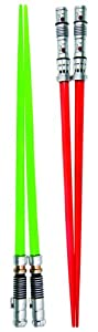 Kotobukiya Star Wars Luke Skywalker and Darth Maul Lightsaber Chopsticks