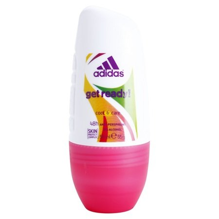 Adidas Get Ready! Deodorante Roll On - 50 ml
