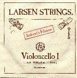 ラーセン ソリスト A線 チェロ弦 Larsen Soloist ランキングお取り寄せ