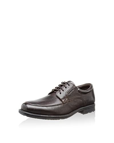 Rockport Zapatos derby Esntial Dtl Wp Aprn Chocolate