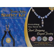 Darice 1985-42 Boxed Jewelry-Making Starter Kit