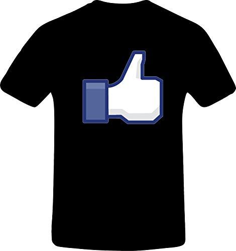 Facebook Like Custom Tshirt