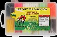 LELAND Trout Magnet Kit (152-Piece)