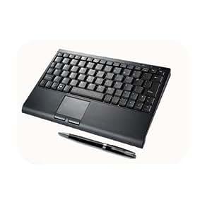 Solidtek KB-3461B Wireless Slim Keyboard (KB-3461B) -