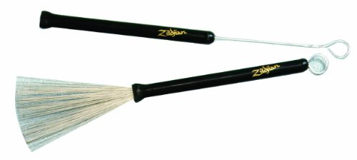 Zildjian SDWBZB1  Professional Wire Brushes Retractable