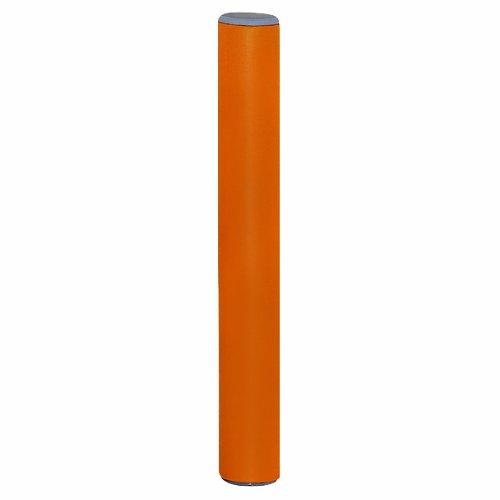 ヒップ エアーロット 25ミリ オレンジ 6本入