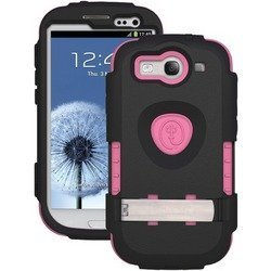 Trident Ams-I9300-Pk Samsung Galaxy S Iii Kraken Ams Case (Pink)-By-Trident