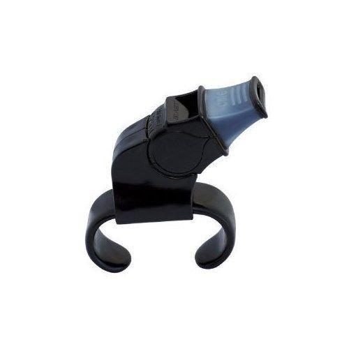 Fox 40 Sonik Blast CMG Fingergrip Pealess Whistle - Black (Blast Whistle compare prices)