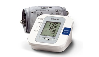 Omron Bp742 5 Series And Trade; Upper Arm Blood Pressure Monitor front-1032463