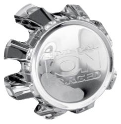 Mr. Lugnut C10155 Chrome Plastic Center Cap for forged 8-Lug Wheels (Mr. Lugnut)