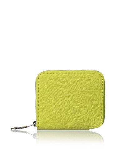 Hermés Women's Wallet, Yellow