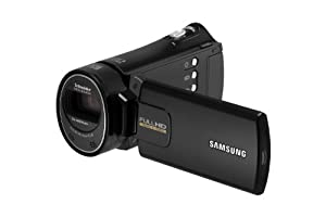 Samsung HMX-H300 Full HD Camcorder with 30x Zoom (Black)