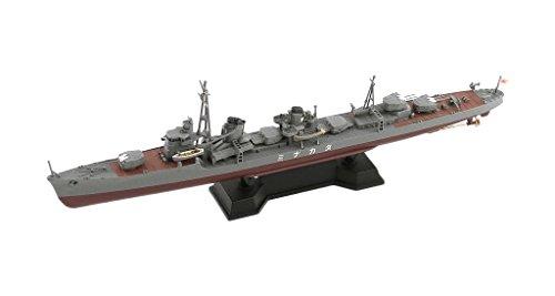 1/700 日本海軍 夕雲型駆逐艦 高波