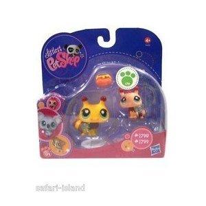 Buy Low Price Hasbro Littlest Pet Shop Prized Pets Figure Bee Baby Bee (B004CBIC3U)