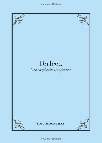 Perfect.: The Encyclopedia Of Perfection front-518494