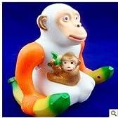 電動おもちゃバナナや側転サルorangutansthe軽音楽の子供のおもちゃを反転