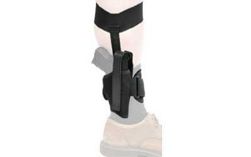 Blackhawk Ankle Holster Right - Glock 26/ 27/ 33 9Mm/.40 Cal front-27766