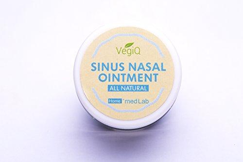 VegiQ Sinus Nasal Ointment -- 10ml (Daikon Radish Extract compare prices)