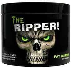 The Ripper, Pineapple Shred fat burner weight loss - 150 grams by Cobra Labs M