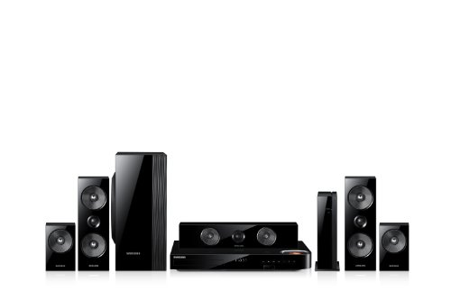 Samsung HT-F6500W 5.1 Channel 1000-Watt 3D Blu-Ray Home Theater System