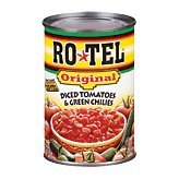 Rotel Diced Tomato & Green Chilies - 10 oz can (064144282432)