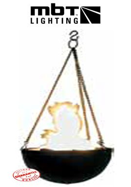 Mini Hanging Flame Light FL4
