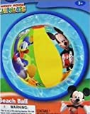 Mickey and Minnie Mouse Beach Ball Set (2 Balls)
