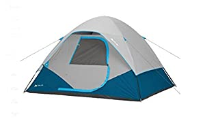 ded46644be9c good! Camping Equipment Family Cabin Tent Sleeping Bag Chairs Hiking Gear  included