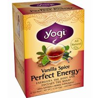 Vanilla Spice Perfect Energy, 16 bags, 1.12 oz