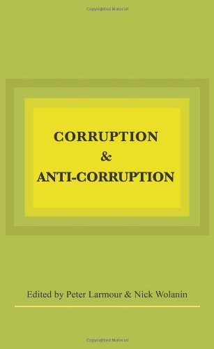 Corruption and Anti-Corruption