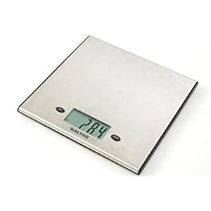 Salter 1234 Ssdr Super Slim Electronic Scale Electronic