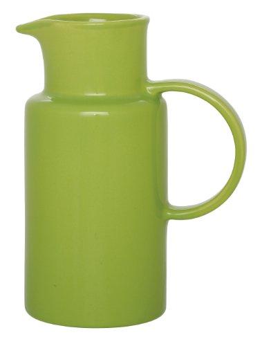 Emile Henry 1.6-Quart Pitcher, Green Apple