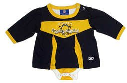 San Diego Chargers Infant Ruffled Cheer Dress - Buy San Diego Chargers Infant Ruffled Cheer Dress - Purchase San Diego Chargers Infant Ruffled Cheer Dress (Reebok, Reebok Dresses, Reebok Girls Dresses, Apparel, Departments, Kids & Baby, Girls, Dresses, Girls Dresses, Jumpers, Girls Jumpers, Jumper Dresses, Girls Jumper Dresses)