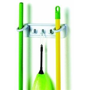 Spectrum 33300 Mop And Broom Organizer