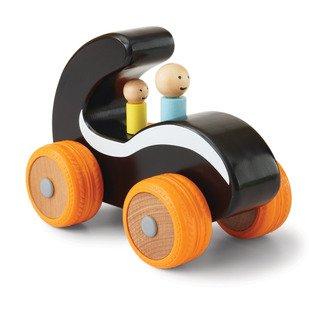 Manhattan Toy Ready Set Go, Black/Orange