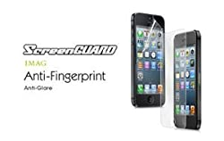 Capdase Screen Protector SPIH5-G for iPhone 5 (Clear)