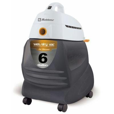 Wd-650 Wet/Dry Canister Vacuum
