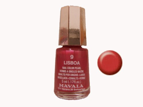 Smalto Minicolors Lisboa di Mavala, Smalto Donna - 5 ml.