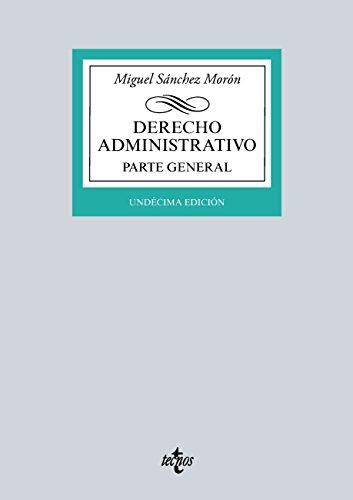 Derecho Administrativo (Derecho - Biblioteca Universitaria De Editorial Tecnos)