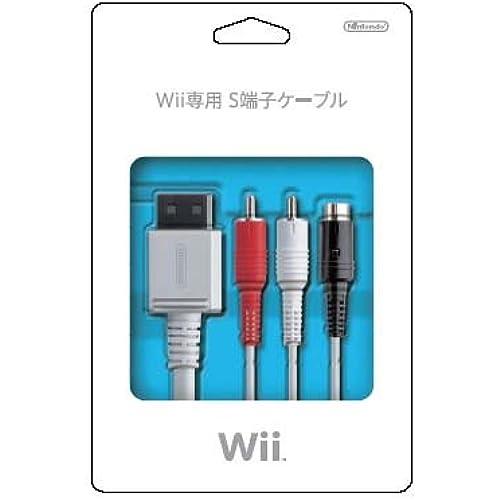 Nintendo Wii Wii전용 S단자 케이블-203134011 (2006-12-02)
