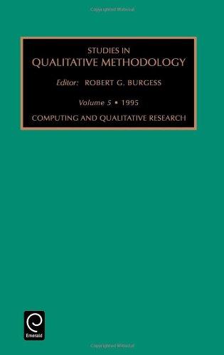 Studies in Qualitative Methodology, Volume 5