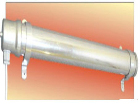 Good Ideas Tubular Outdoor Bar Heater (914) - Ideal for garages, workshops, boxrooms or patios.