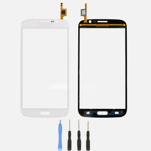 Touch Screen Glass Digitizer For Samsung Galaxy Mega 5.8 I9150 | Duos I9152 White With Free Tools (Not Include Lcd)