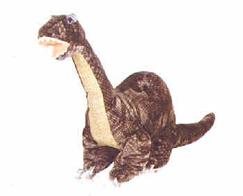 Plush Brachiosaurus 12