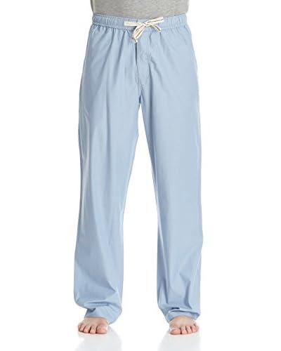 Cortefiel Pantalone Pigiama [Blu Chiaro]