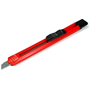 """Utility Knife Shipping Packaging Opener Box Cutter 5"""""""