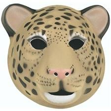Cheetah Mask (Foam)
